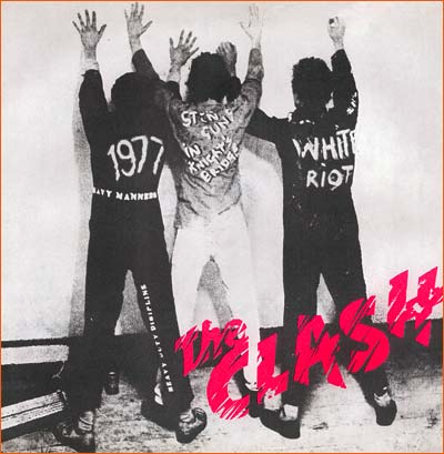 White Riot de The Clash.