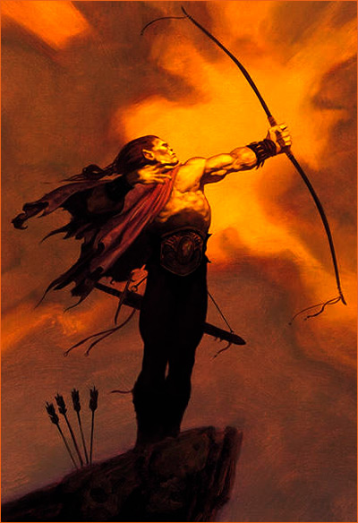 Against the gods selon Gerald Brom.