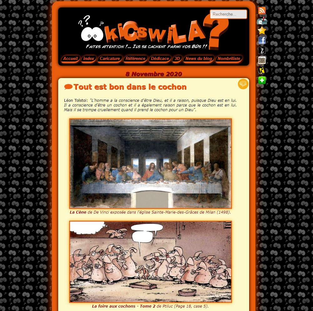 Design kiCswiLA? (2013-2020)