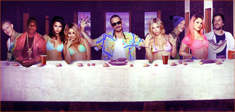 La Cène / Spring breakers.