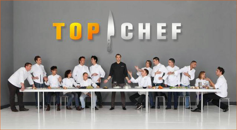 La Cène / Top Chef.