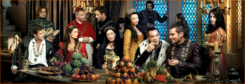 La Cène / Les Tudors.