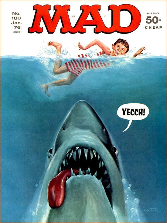 Les dents de la mer selon Mutz.