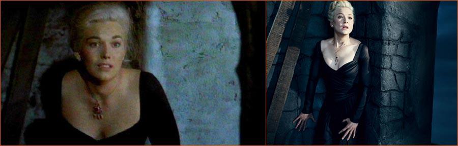 Sueurs froides (Alfred Hitchcock) selon Julian Broad avec Renée Zellweger en lieu et place de Kim Novak.