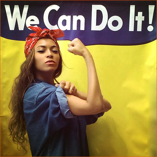 We can do it ! selon Beyoncé.
