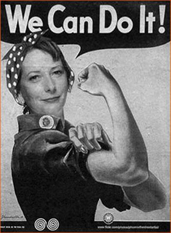 Affiche Julia Gillar.
