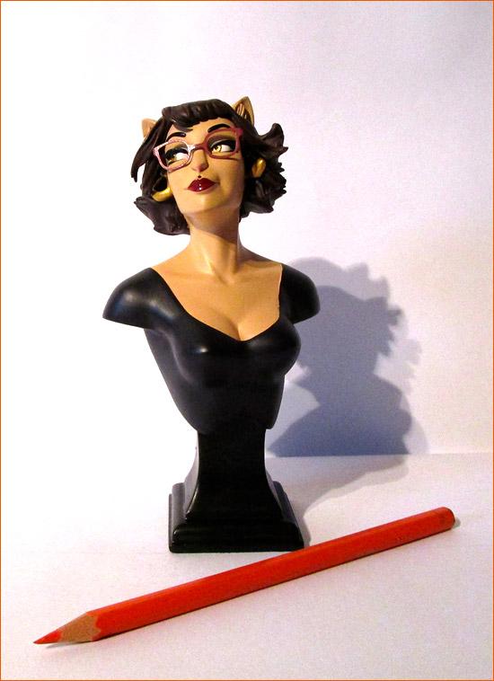 Alma Mayer (Attikus) - Face.