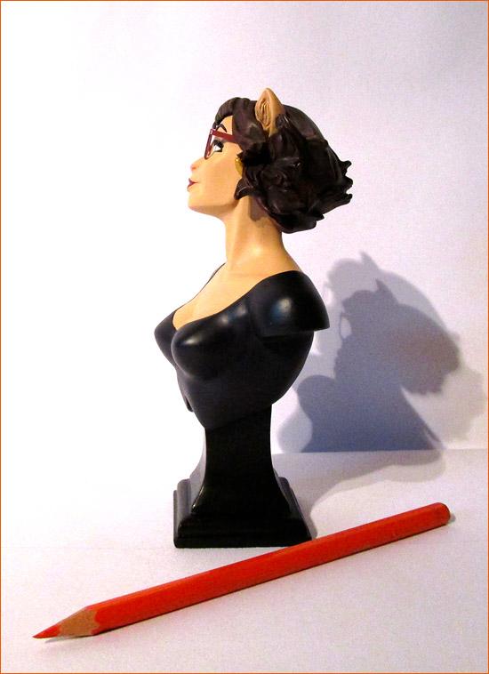 Alma Mayer (Attikus) - Côté gauche.