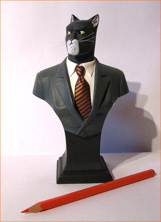 John Blacksad (Attikus) - Face.