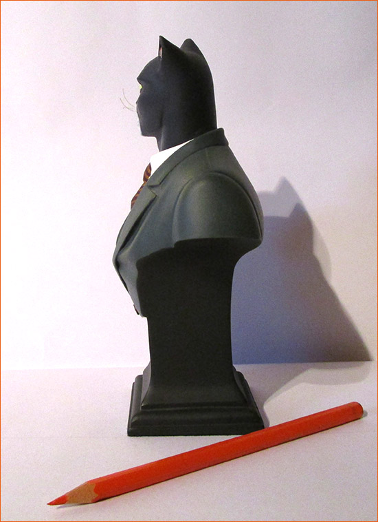 John Blacksad (Attikus) - Côté gauche.