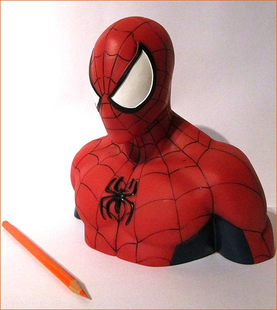 Tirelire Spider-Man (Semic Distribution).