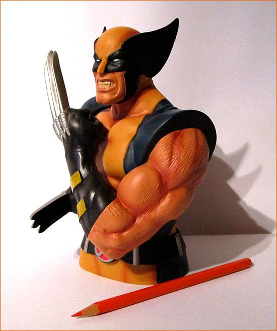 Tirelire Wolverine (Semic Distribution).