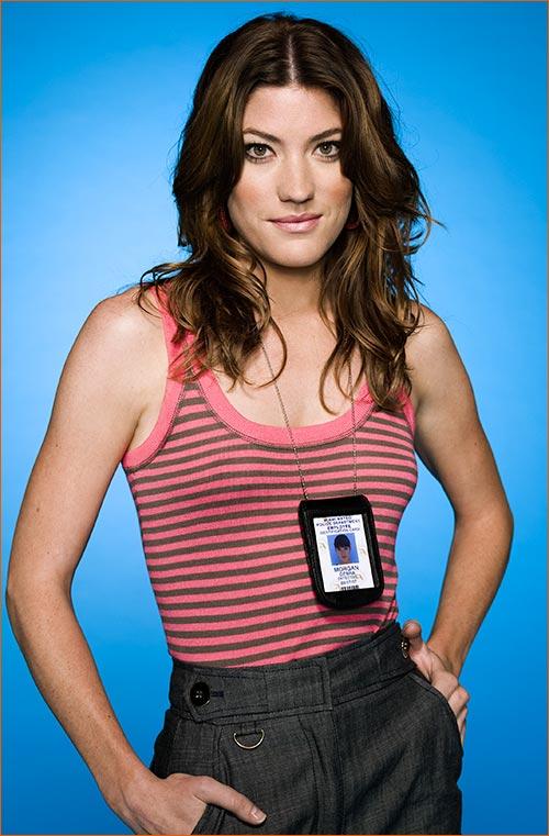 Jennifer Carpenter alias Debra Mogan (Série TV Dexter).