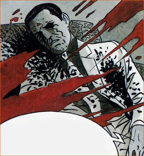 Bugsy Siegel selon Philippe Berthet.