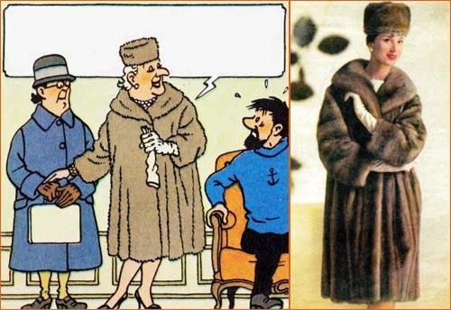 Archives d'Hergé.
