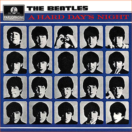 A hard day's night des Beatles.