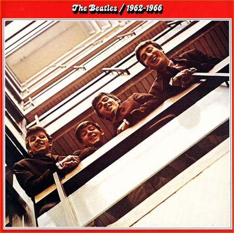 The beatles / 1962-1966.