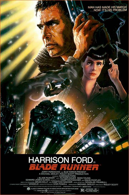 Blade Runner de Ridley Scott.