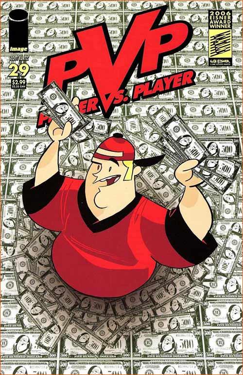 Comment claquer un million de dollars selon Scott Kurtz.