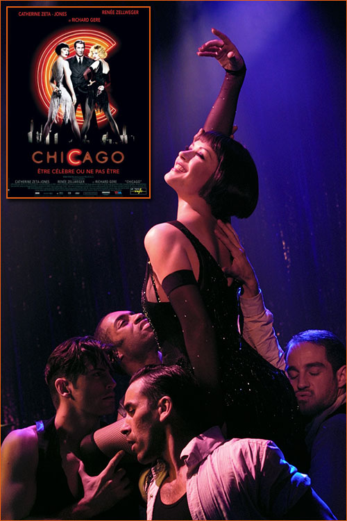 Chicago de Rob Marshall.