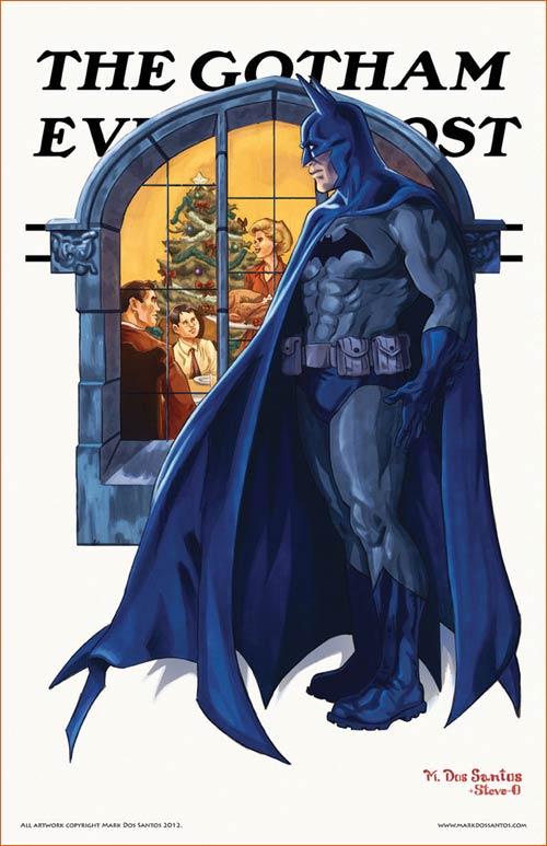 Christmas selon Mark Dos Santos.