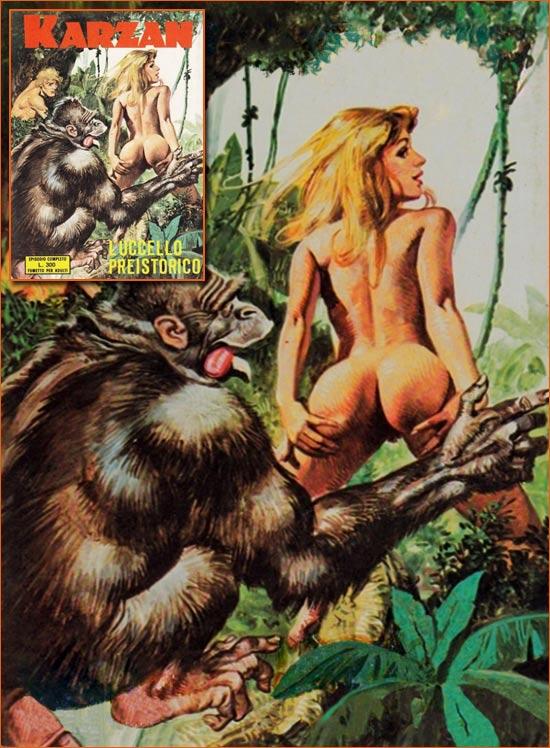 Gaby Forester selon Mario Cubbino.