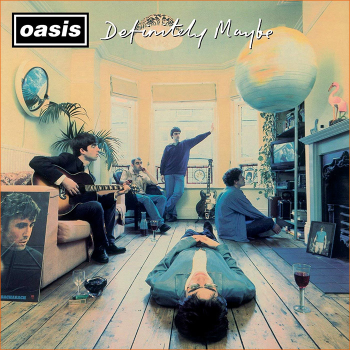 Definitely Maybe d'Oasis.
