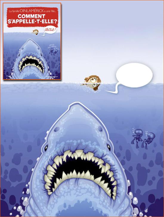 Les dents de la mer selon Ohazar.