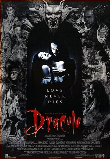 Dracula de Francis Ford Coppola.
