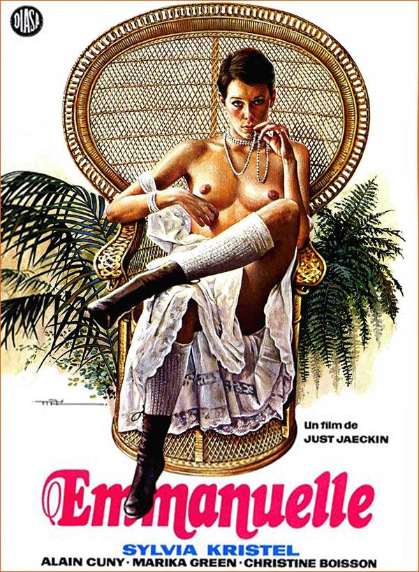 Emmanuelle de Just Jaeckin.