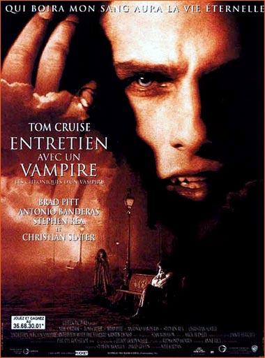 Entretien avec un vampire de Neil Jordan.