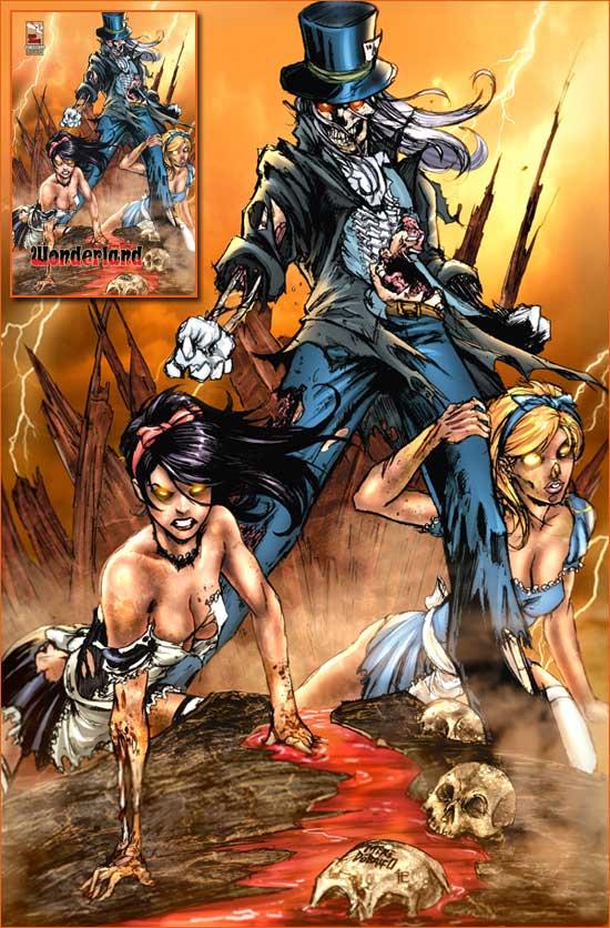 Evil Dead III: L'armée des ténèbres selon Mike Debalfo.