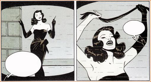 Gilda selon Philippe Berthet.