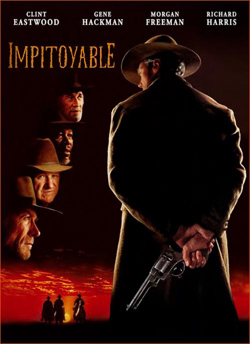 Impitoyable de Clint Eastwood (1992).