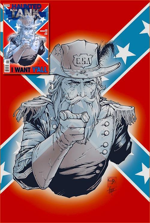I want you for U.S. Army selon Shane Davis.