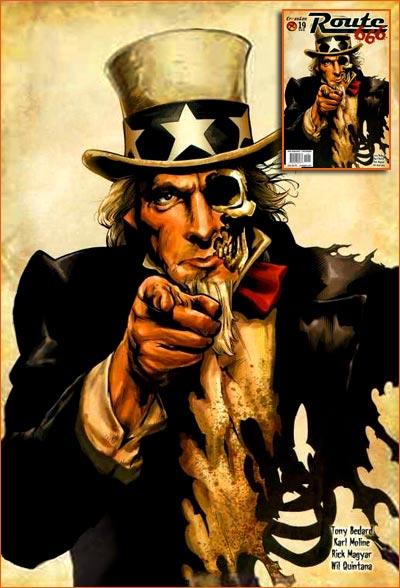 I want you for U.S. Army selon Karl Moline.
