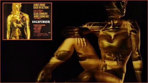 James Bond #03 - Goldfinger de Guy Hamilton.