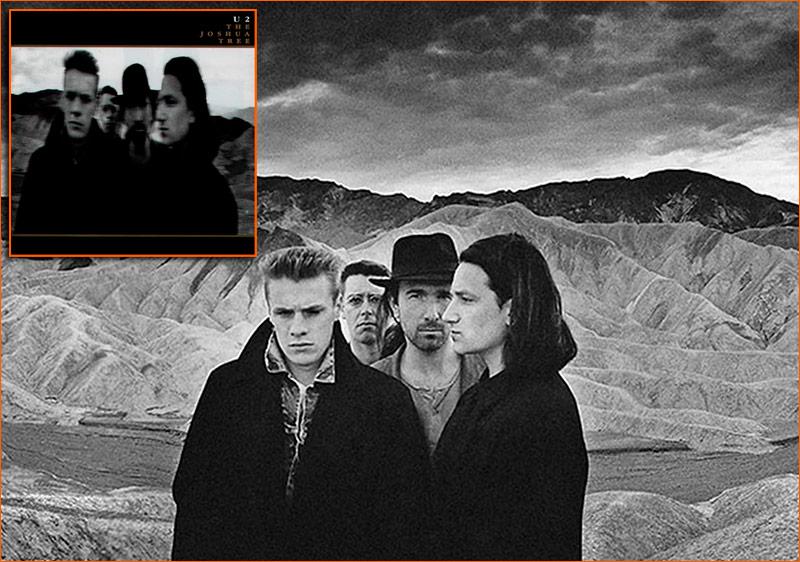 The Joshua tree de U2.
