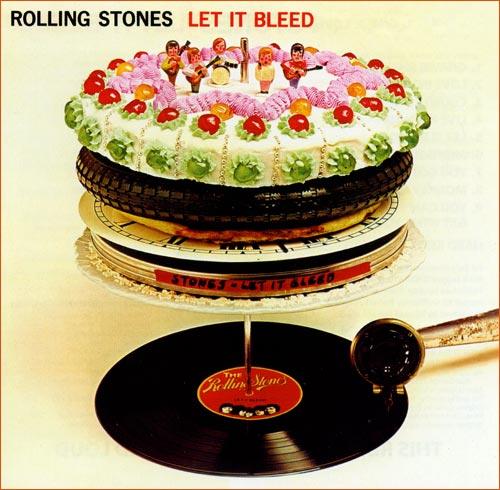 Let it Bleed des Rolling Stones.