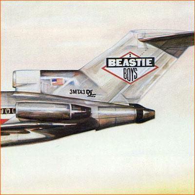 Licensed to ill des Beastie Boys.