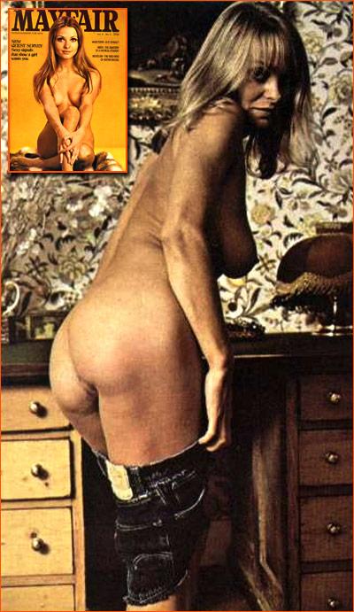 Jean Fordwater dans Mayfair (1973).