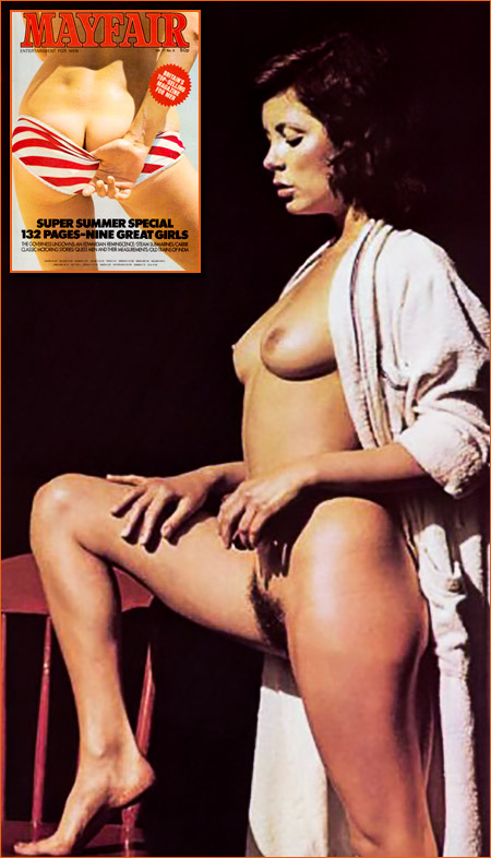 Mercy Nilsson dans Mayfair.