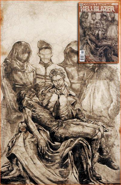 La Pietà selon Michel-Ange.