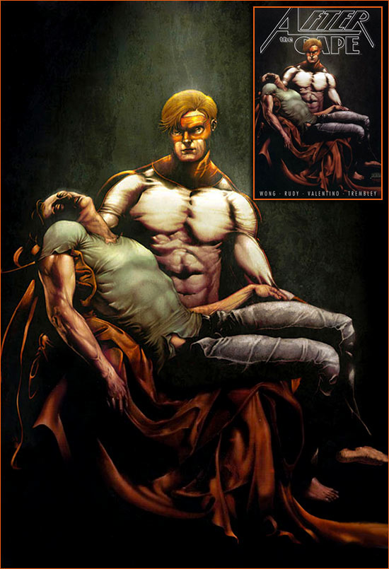 La Pietà selon Marco Rudy.