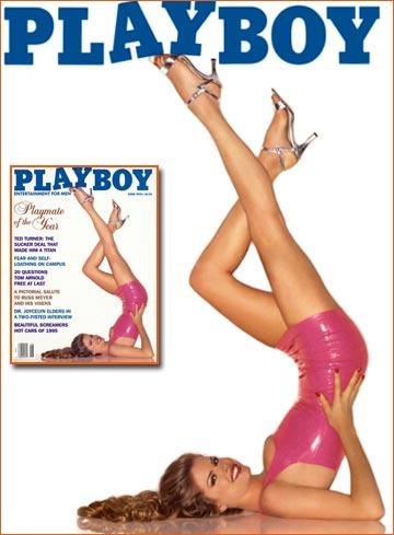 Julie Cialini par Stephen Wayda pour Playboy.
