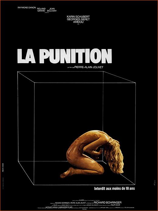 La Punition de Pierre-Alain Jolivet (1973).