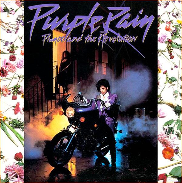 Purple Rain de Prince and The Revolution