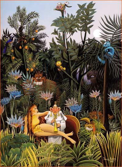 Le Rêve selon Jean-Louis Mourier.