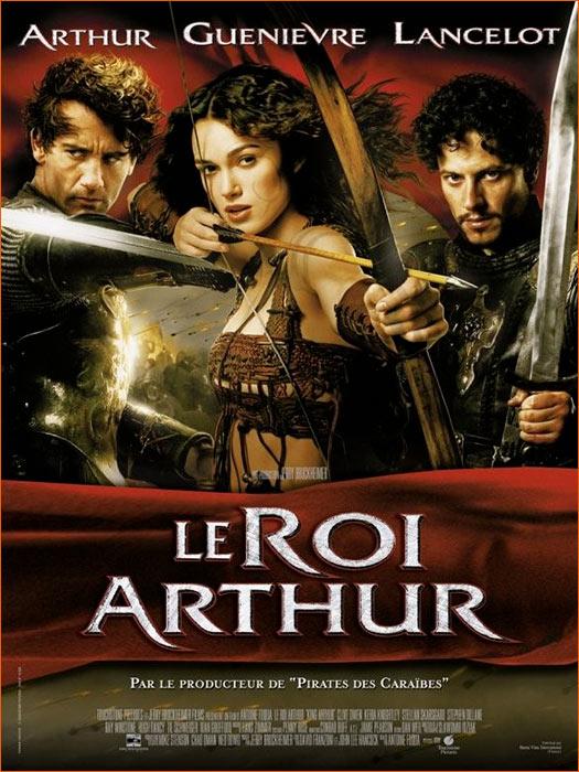 Le roi Arthur d'Antoine Fuqua.