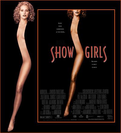 Showgirls de Paul Verhoeven.